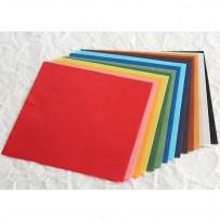 Набор цветной бумаги, 15 оттенков, Корея