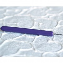 Slotted Quilling Tool, soft-touch plastic handle