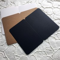The card blanks. The set of 3 blanks, the color to choose.