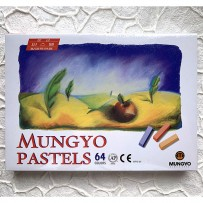 MUNGYO Soft Pastels 64 Colors