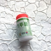 Rice glue for paper works