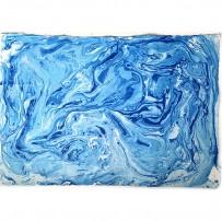 "Paper handi ""stains"", Blue"