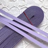 Korean corrugated strips for quilling, Light purple(10 pieces)