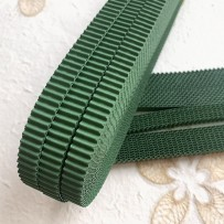 Korean corrugated strips for quilling, DarkGreen(10 pieces)