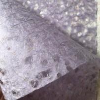 Paper with holes, Hanji, Light purple