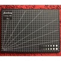 Self-Healing Mat for cutting, format A4, Pink.